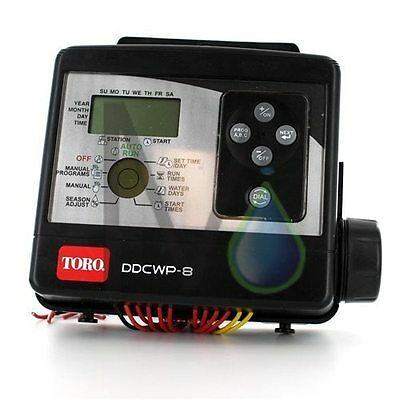 Toro DDC WP 6 Station Battery Operated Irrigation Controller