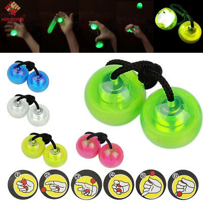 YOYO Fidget Hand Finger Spinner Funny Toys Thumb Chucks Bundle Control Roll Game