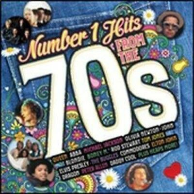 Various Artists - Number 1 Hits from the 70s [New CD] Australia - Import