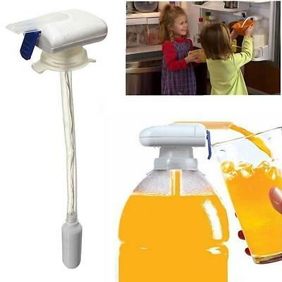 Electric Automatic Water Drink Pump Magic Tap Beverage Dispenser Spill Proof Wx