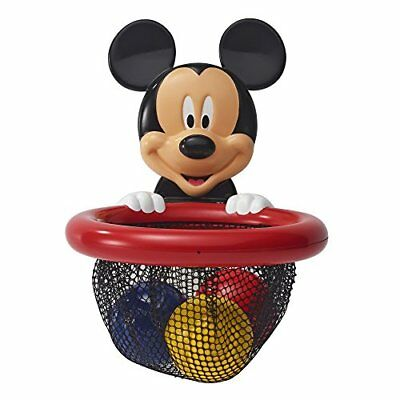 The First Years Disney Baby Shoot and Mickey Mouse Bathtub Toys, New