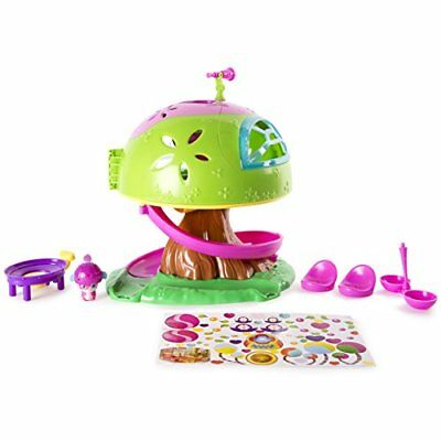 Popples Deluxe Treehouse Playset Baby Toys, New
