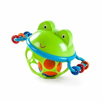 Oball Musical Toy Jingle & Shake Pal Baby Musical Toys, New