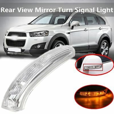 Right Rear View Mirror Turn Signal Light Lamp LED For Chevrolet Captiva 2007