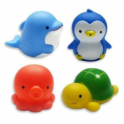 Clearance Sale- Baby Bath Toys Sea Animal Water Squirter Toy Environmental Prote
