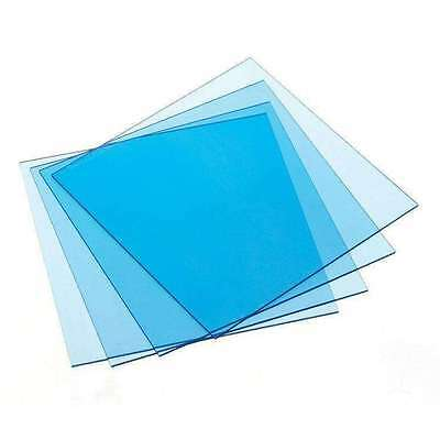 Dental - Clear Splint Thermoforming Blanks 125 mm Square 10 Pack