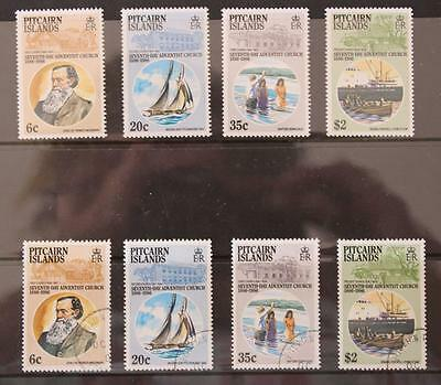 Pitcairn Islands 1986 Centenary of Seventh Day Adventist Church MNH / Fine Used