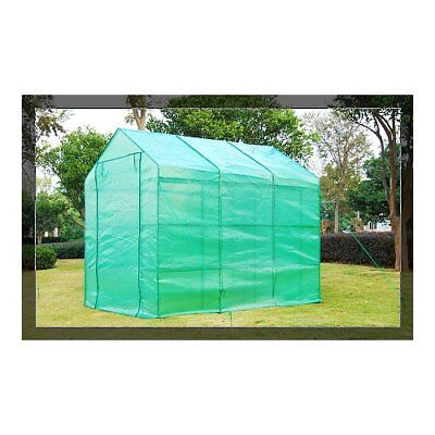 Outsunny Outsunny 6 Ft. W x 8 Ft. D Greenhouse