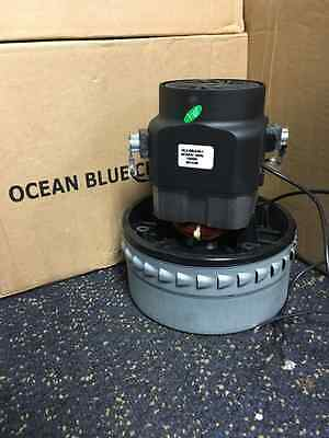 1 x 240 volt 1000 watt vacuum motor 2 stage commercial or domestic use hoover