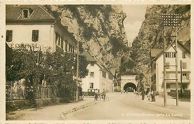 25 Carte Photo Col-Des-Roches - Velo