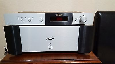 Classe CA 151 Power Amplifier, CP-35 Preamplifier - Great Condition (See Video)