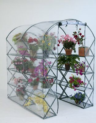 Flowerhouse X-Up 4.5 Ft. W x 6.5 Ft. D Greenhouse