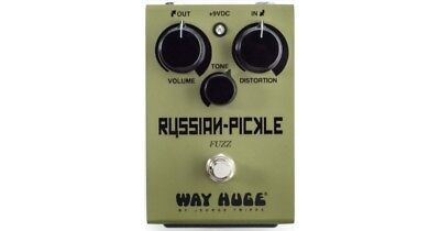 Way Huge JD-WHE408 Russian-Pickle Fuzz Guitar Pedal
