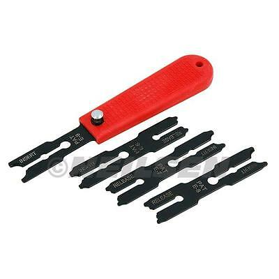 5 Pc E-clip Tool Remover And Installer Set 4356