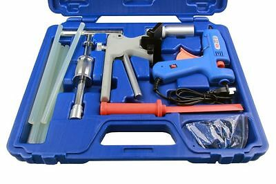 Bergen Dent Repair Tool Set glue gun slide hammer scrapers A5423