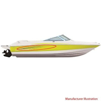 Chaparral Boat Graphic Decals 14.00418 | 180 SSI Yellow (Set Of 2)