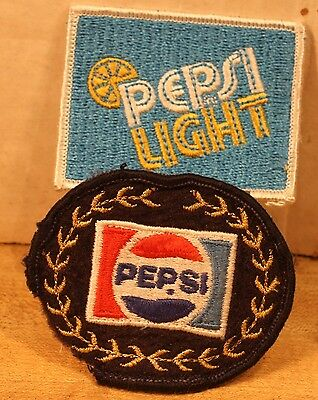 2 Pepsi Patches