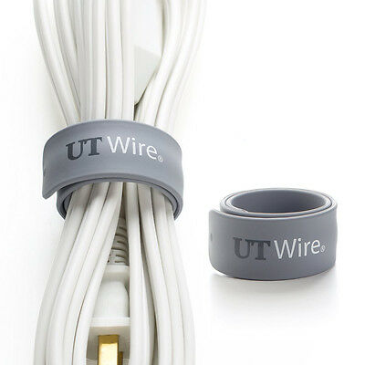 Speedy Magnetic Cable Wrap - Cord Organizer - UT Wire