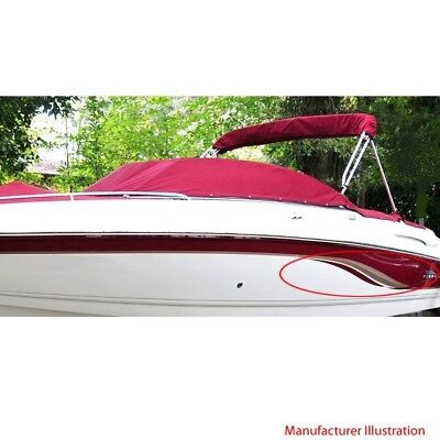 Chaparral Boat Hull Decal U16794-05 | 2003 Sunesta 263 / 2006 220 SSI (Set of 2)