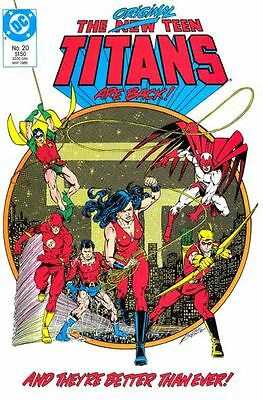 The New Teen Titans #20 (May 1986, DC)