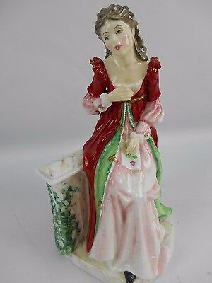 RARE Royal Doulton Shakespeare Lady's Juliet SIGNED