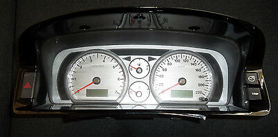 Ford Falcon BA BF Fairlane LTD instrument cluster