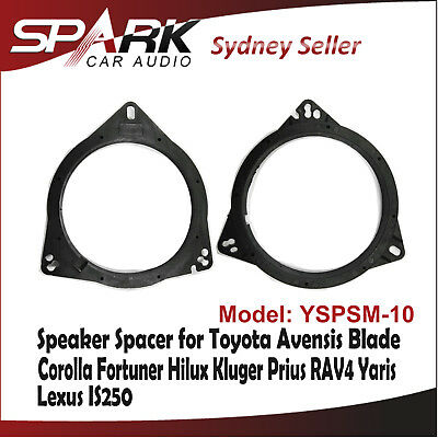 ADR AERPRO Custom speaker spacer for Toyota Corolla Hilux Kluger Grande APS334