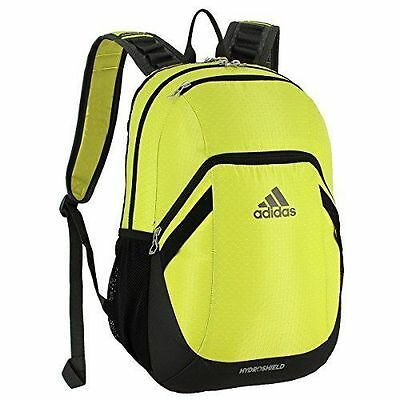 689308fe0c NWT Adidas Pace Bag Yellow 200929 Shock Slime  Black adidas Pace Backpack