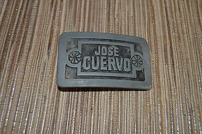 Jose Cuervo Belt Buckle