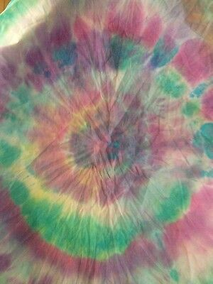 tie dyed cotton bassinet sheets