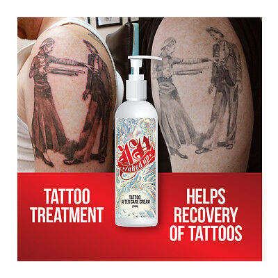 Inked Up Tattoo After Care Cream – Help Recovery Of Tattoo Seals Tatts Better