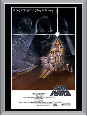 Star Wars -Movie A1 To A4 Size Poster Prints