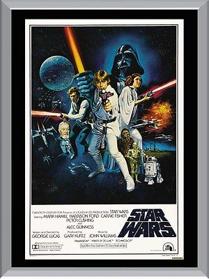Star Wars Movie A1 To A4 Size Poster Prints