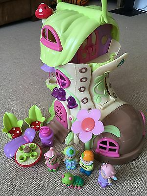Elc Happyland Bluebell Boot With Fairy Figures And