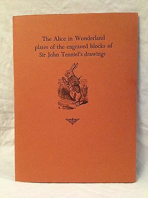 Alice in Wonderland, Plates of John Tenniel - Private Press Mark Arman #41 of 50