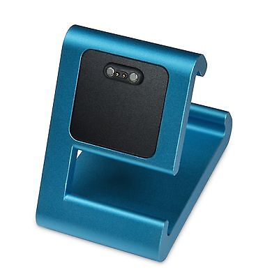 TimeDock BLUE Charging Dock for Pebble Time, Time Round, Time Steel, Pebble 2