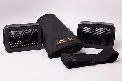 Honl Photo Speed Grid Set for Speed System 2 Grids 1 Snoot with Strap (#2363)