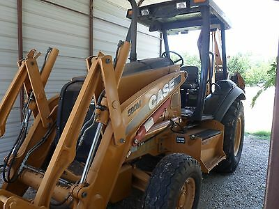 2010 CASE 580M Series 3 Backhoe-EXC CONDITION