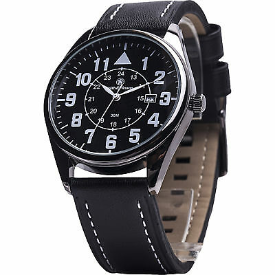 Smith & Wesson Civilian With Leather Strap