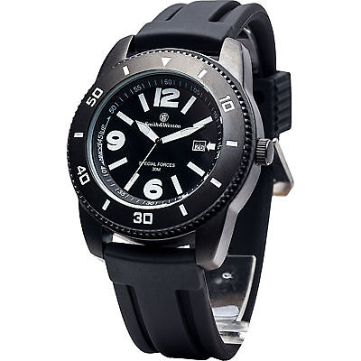 Smith & Wesson Paratrooper Watch W/Rubber Band