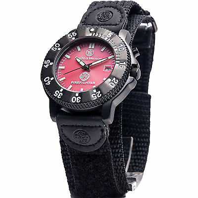 Smith & Wesson Fire Fighter Watch - Back Glow