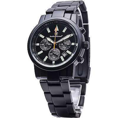 Smith & Wesson Pilot Watch - Multi Function Chronograph