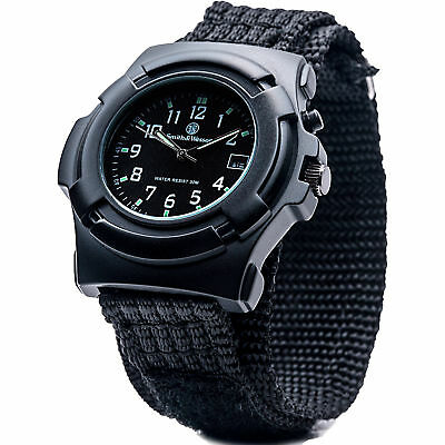 Smith & Wesson Lawman Watch - Electronic Back Glow