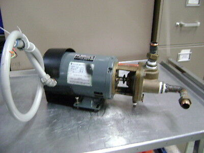 2419  Coker/Burks 33CT6M-AB Turbine Pump
