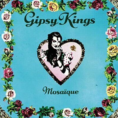 GIPSY KINGS - Mosaique - GIPSY KINGS CD O2VG The Cheap Fast Free Post The Cheap
