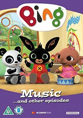 Bing Music.And Other Episodes [DVD] - DVD  I2VG The Cheap Fast Free Post