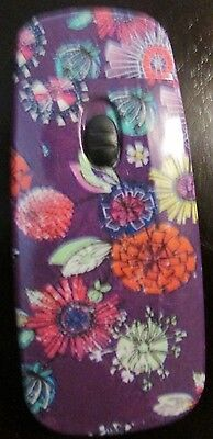 Booklight floral with clip portable