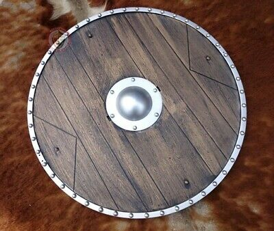 Viking toy shield Warrior plastic costume prop