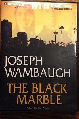 The Black Marble - Unabridged Audiobook On Mp3 Cd By Joseph Wambaugh