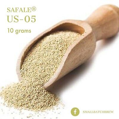 Safale US-05 - Home Brew Beer Ale or Larger Dry Yeast